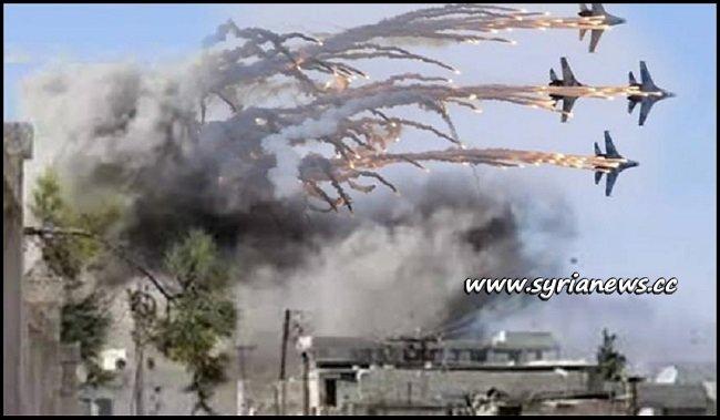 The Regime of Donald Trump Massacres Additional 26 Syrian Civilians in Hajin
