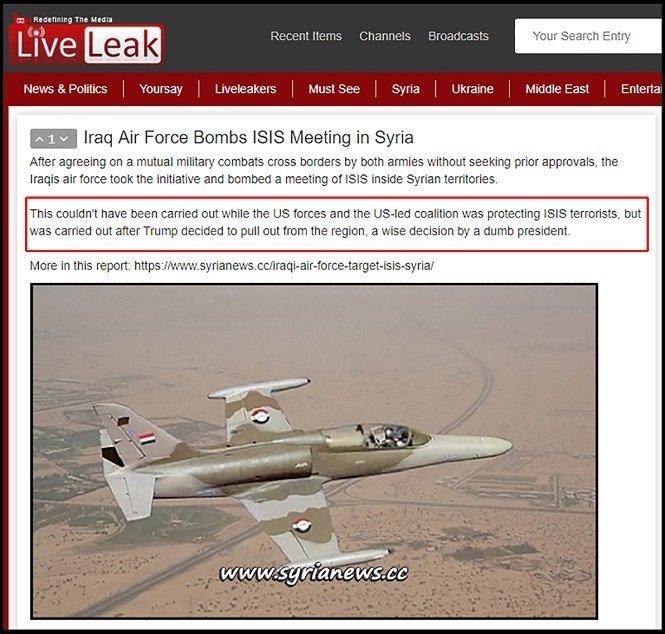 LiveLeak Zionist Propaganda Censorship