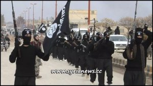 ISIS terrorists in Syria - إرهابيو داعش في سوريا