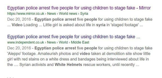 nato msm blurbs about arrests