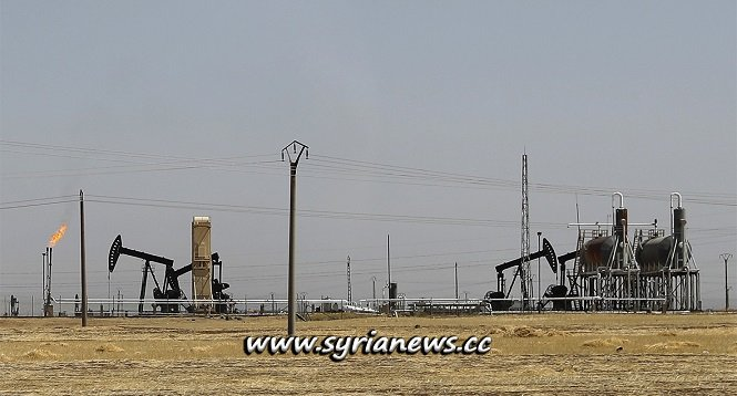 Syrian Oil Fields Stolen by ISIS Handed over to Kurdish Separatists