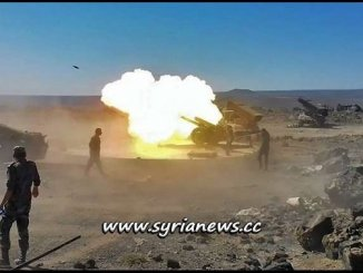 SAA Cleaning Hama from Nusra Front and its Affiliates