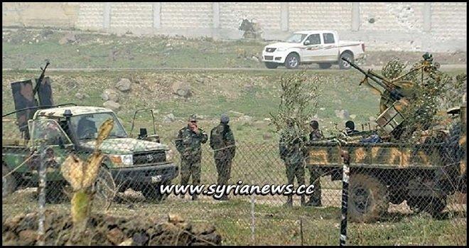 NATO Terrorists Kill Syrian Soldiers in Daraa Roadside Car Bomb
