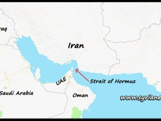 Strait of Hormuz - Iran's Dominance