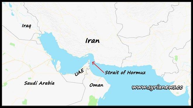Strait of Hormuz - Iran's Dominance