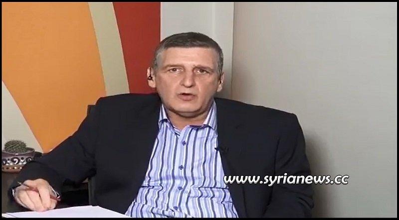 Khalid Ahmad Jibril head of military and security PFLP-GC