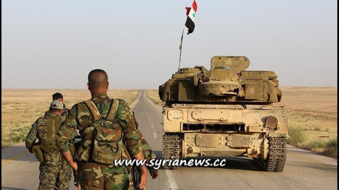 Syrian Arab Army SAA - Aleppo Idlib Hama Latakia Deir Ezzor Hasakeh Qamishli Daraa Tanf الجيش العربي السوري