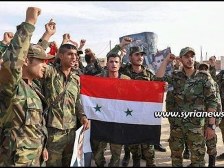 Syrian Arab Army SAA - File photo - الجيش العربي السوري