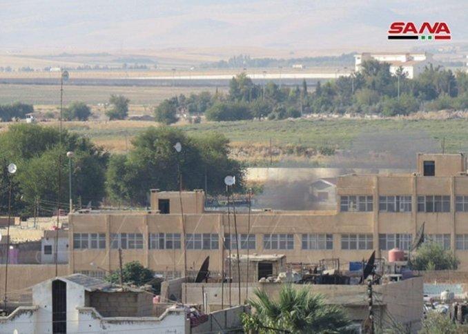 sdf occupied prison