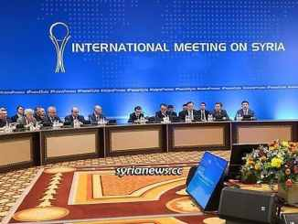 Astana Talks on Syria