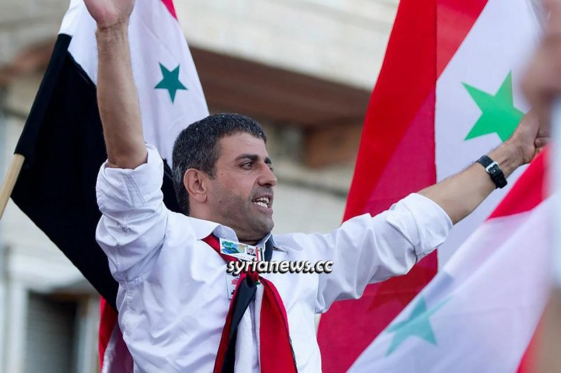 Sidqi Maqt - Syrian legendary prisoner of war Golan