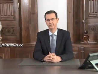 President Bashar Al Assad Speech on Securing Aleppo