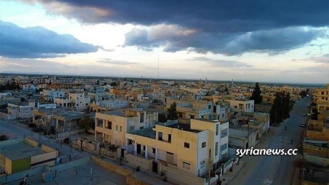 Saraqib سراقب Idlib Countryside