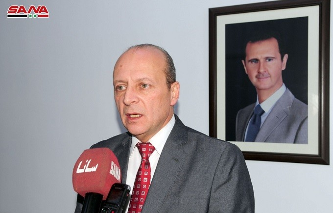 syria health minister