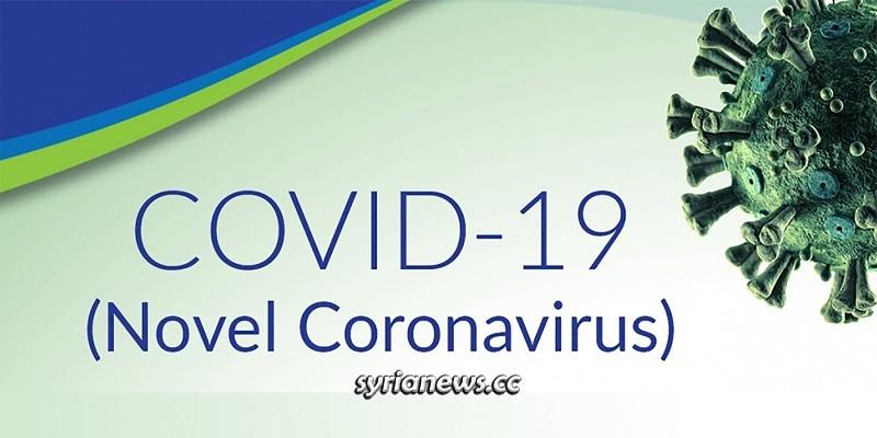 Covid-19 Coronavirus - Syria WHO