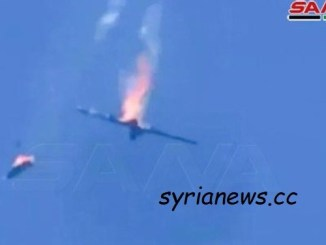 Syrian air defenses shot down three Turkish drones 1 March.