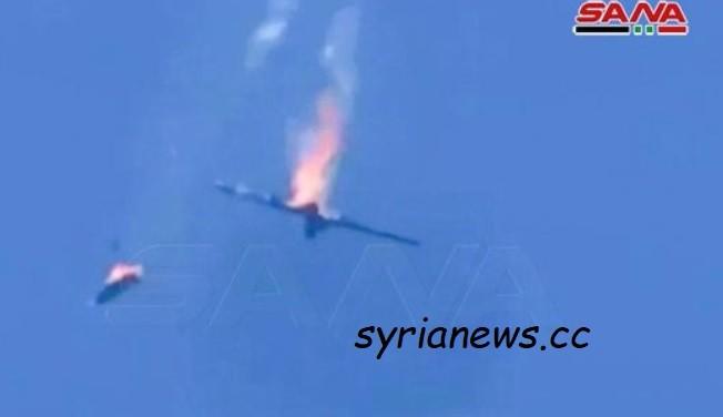 Syrian air defenses shot down three Turkish drones 1 March.