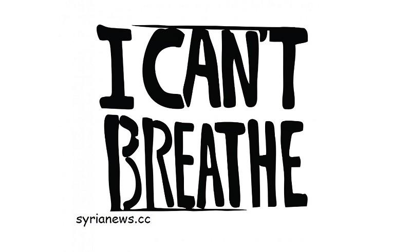 I can't breathe - George Floyd