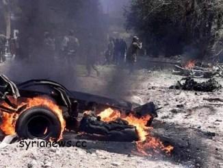 Hasakah terrorist bombing