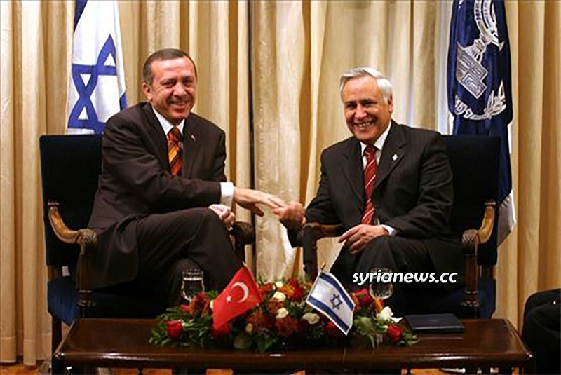 Recep Tayyip Erdogan - faithful servant of Israel