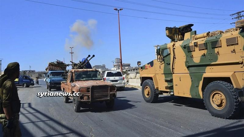 Turkish army in Syria - Erdogan - Terror