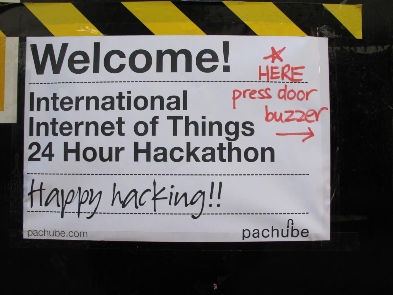 hackathon-Iot
