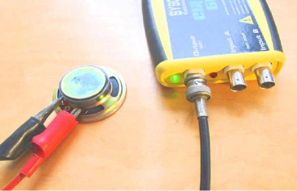 CGR-Speaker