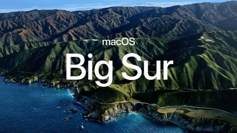 Apple Big Sur