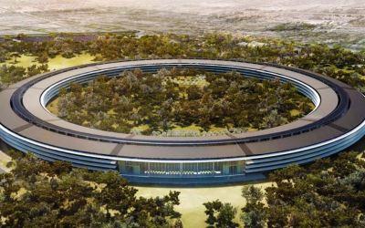 Apple. Le futur est solaire.