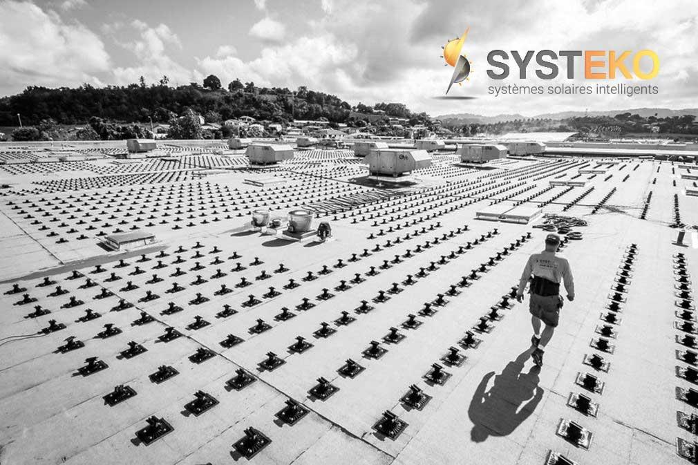 Avis de l'ADEME : «Le photovoltaïque est un atout majeur pour le professionnels.»
