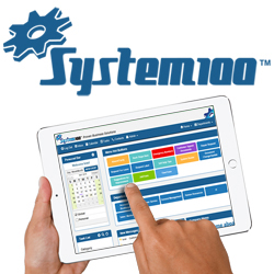 system100 software features