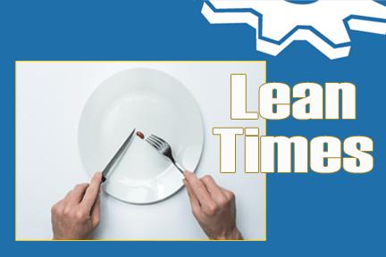 lean times lean actions