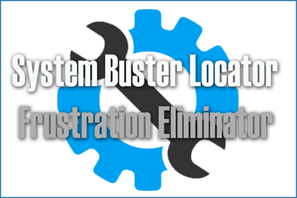 System-Buster-Locator