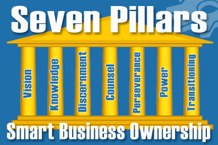 seven pillars of smart business ownership