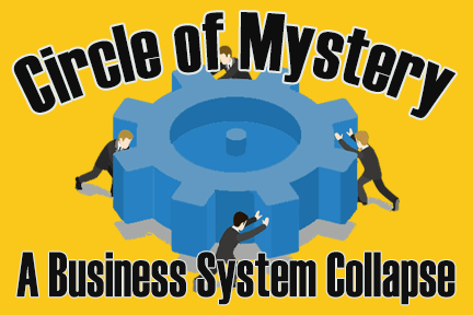 business system collapse