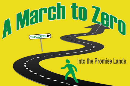 A march to zero