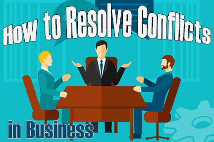 Resolving Conflicts in Business