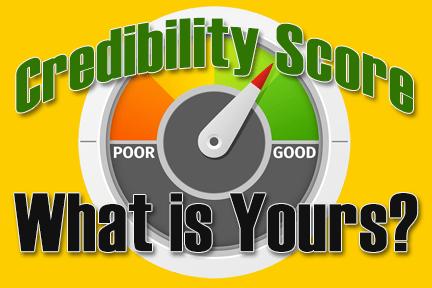 Credibilty Score