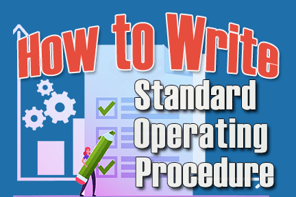 Standard Operatin Procedure