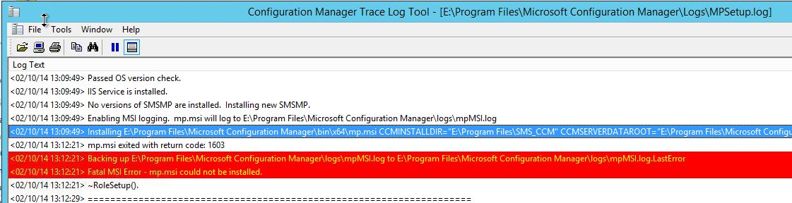 Sccm Configuration Manager Trace Log Tool - xiluswalk