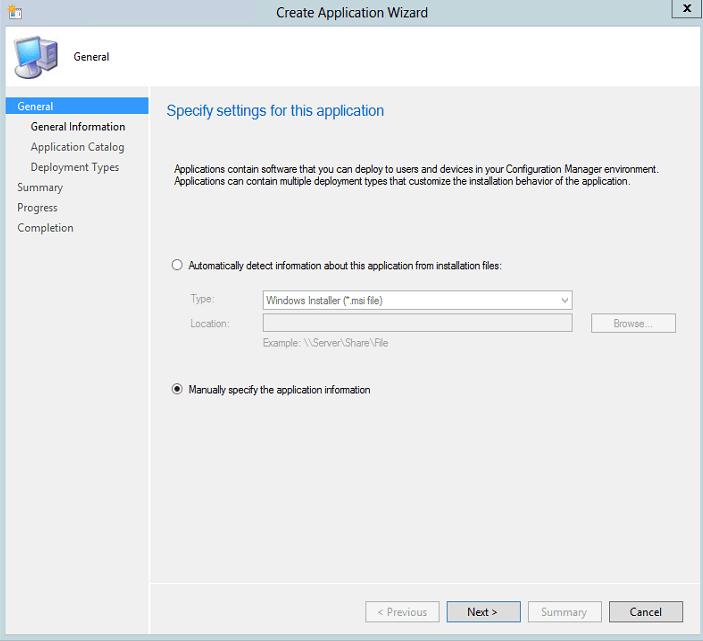 Windows 10 RSAT SCCM 2012