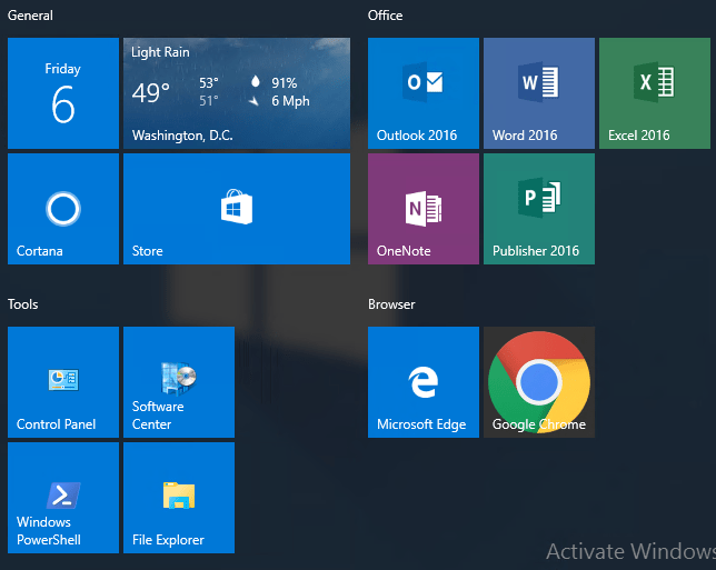 wallpaper settings windows 10