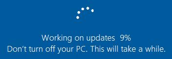 sccm windows 10 servicing plans