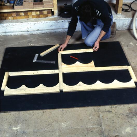 fabrication de bordures de jardin