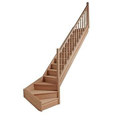 Criteres De Choix Pour Escaliers A Quart Tournant