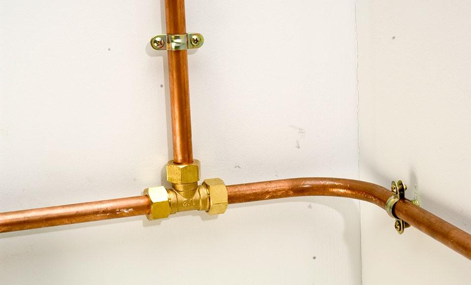 pression debit diametre conseils pour la plomberie en cuivre