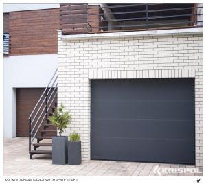 Promocja_bram_garażowych_Vente_K2_RFS