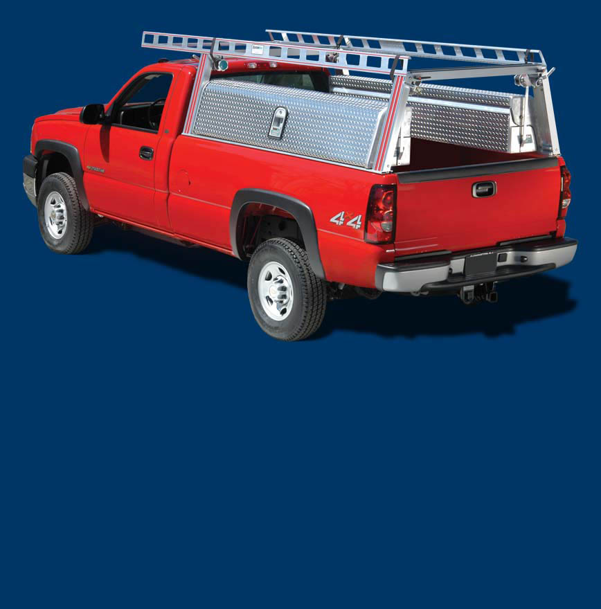 system one ladder racks