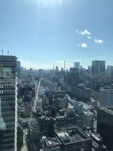 東京タワーが見えます!
