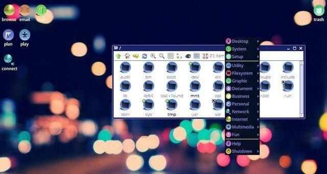 Puppy Linux Quirky 8.2, una nueva versión de una distribución ligera.